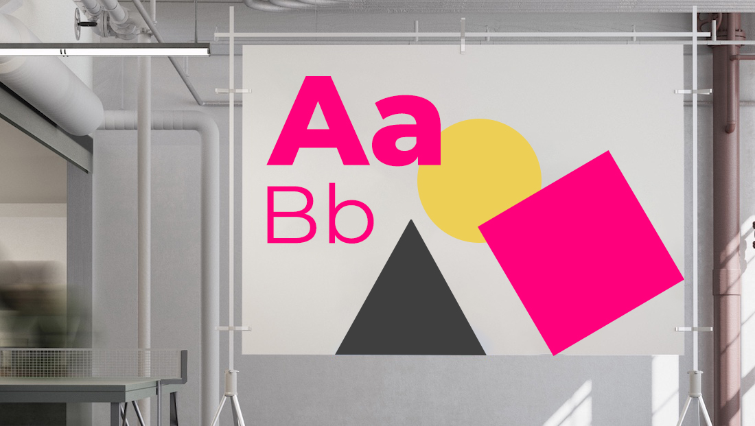 Typography Banner
