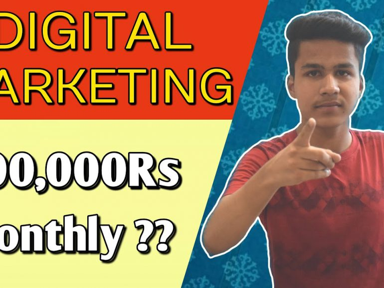 DIGITAL MARKETING 2020 | Earning in Lakhs ? How to start Career in Digital marketing | Hindi