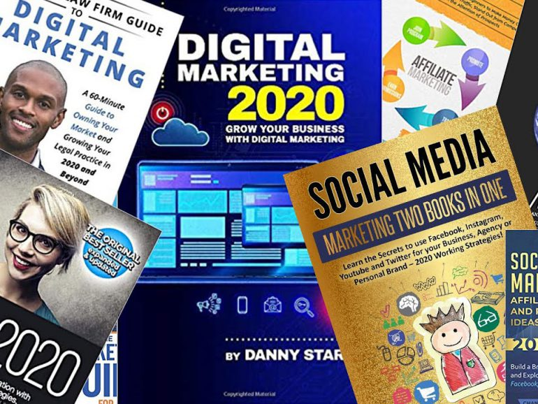Digital Marketing Books 📚📚 2020