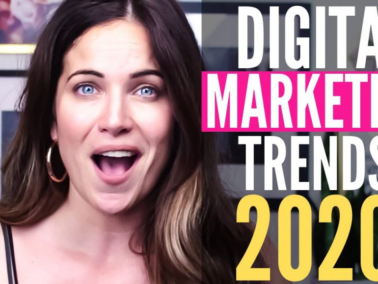 Top 4 Social Media & Digital Marketing Trends