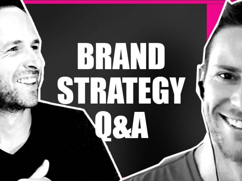 How To Become A Brand Strategist – [JUST Creative – Q&A Session 2]